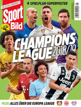 SPORT BILD Sonderhefte Champions League