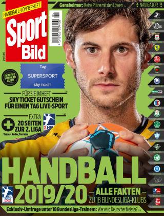 SPORT BILD Sonderhefte Handball 2019