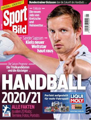 SPORT BILD Sonderhefte Handball 2020