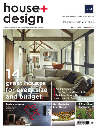 House + Design Issue 1