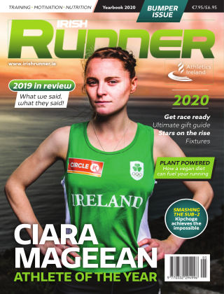 Irish Runner IrRunnerYrbook 2019