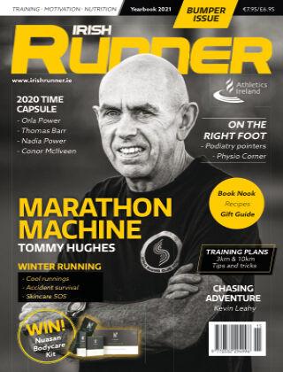 Irish Runner Yearbook 2021