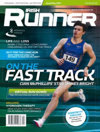 Irish Runner April May 2021