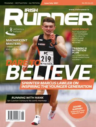 Irish Runner June July 2021