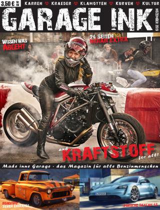 GARAGE INK's KRAFTSTOFF Nozember 2019