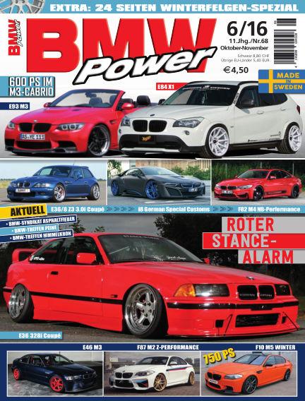 BMW Power September 29, 2016 00:00