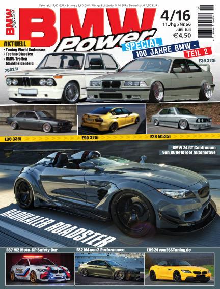 BMW Power June 01, 2016 00:00