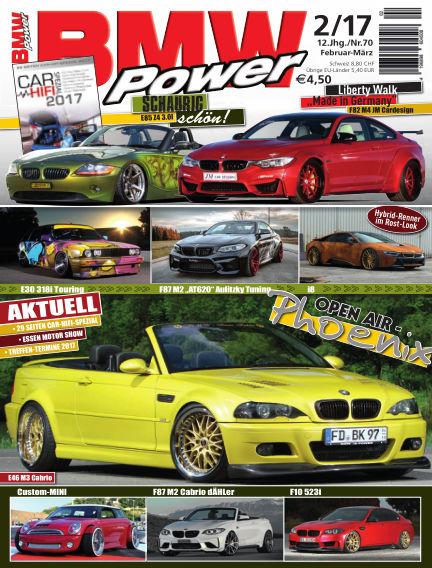 BMW Power January 24, 2017 00:00