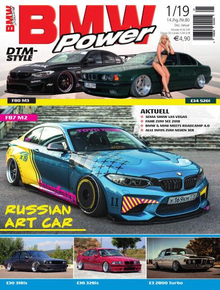 BMW Power November 28, 2018 00:00