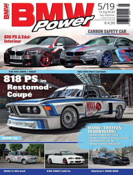 BMW Power July 31, 2019 00:00