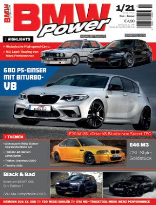 BMW Power 1-2021