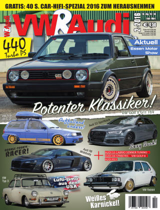 VW&Audi Tuner (eingestellt) 2-2016