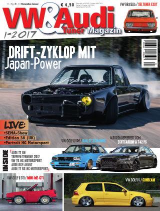 VW&Audi Tuner (eingestellt) 1-2017