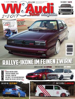 VW&Audi Tuner (eingestellt) 2-2017