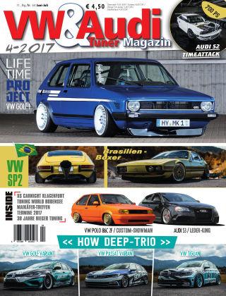 VW&Audi Tuner (eingestellt) 4-2017