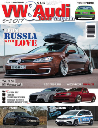 VW&Audi Tuner (eingestellt) 5-2017