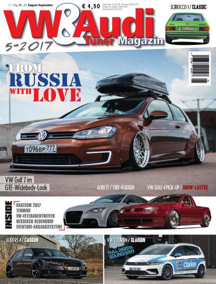 VW&Audi Tuner (eingestellt) August 05, 2017 00:00