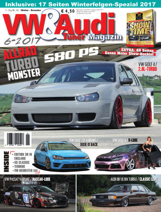 VW&Audi Tuner (eingestellt) 6-2017