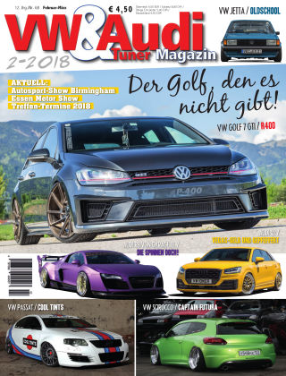 VW&Audi Tuner (eingestellt) 2-2018