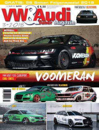 VW&Audi Tuner (eingestellt) 3-2018