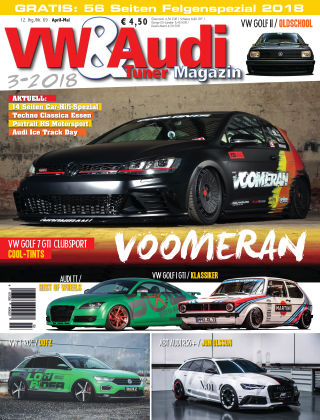 VW&Audi Tuner 3-2018