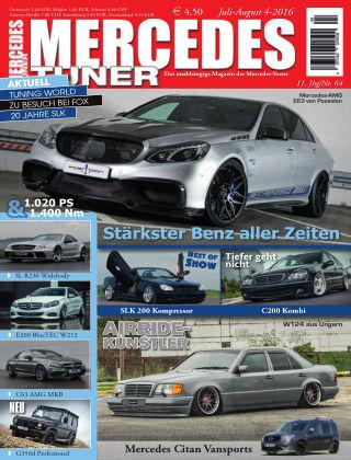 Mercedes Tuner 4-2016