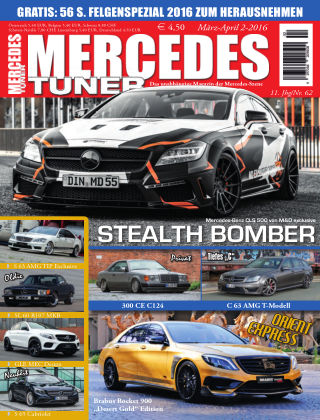 Mercedes Tuner 2-2016