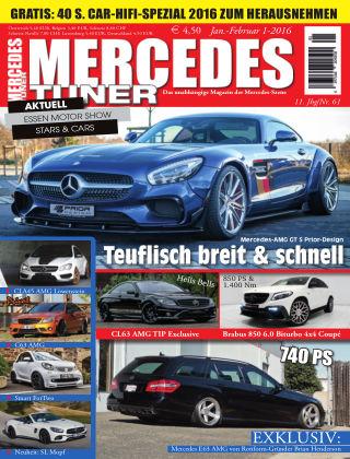 Mercedes Tuner 1-2016