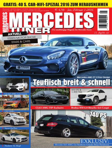 Mercedes Tuner December 23, 2015 00:00