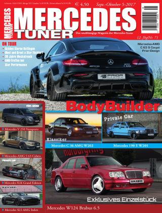 Mercedes Tuner 5-2017