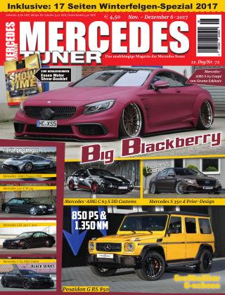 Mercedes Tuner 6-2017