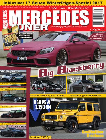 Mercedes Tuner October 21, 2017 00:00