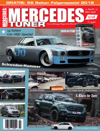 Mercedes Tuner 2-2018