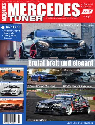 Mercedes Tuner 4-2018