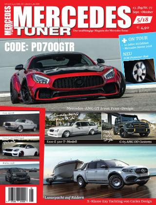Mercedes Tuner 5-2018