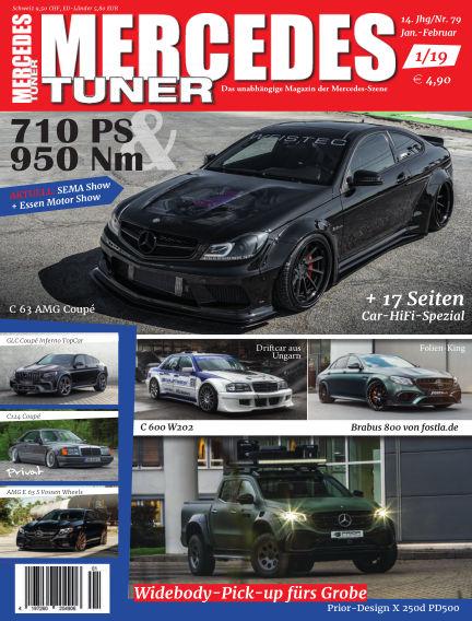 Mercedes Tuner December 28, 2018 00:00