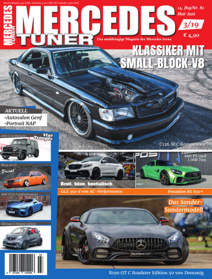 Mercedes Tuner April 24, 2019 00:00