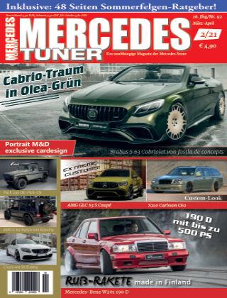 Mercedes Tuner 2-2021