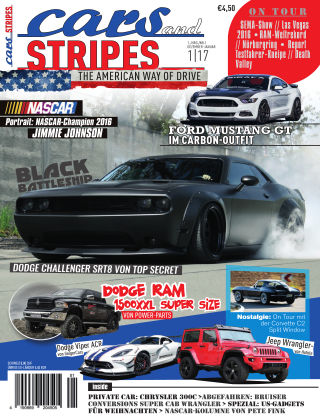 Cars & Stripes Magazin 1-2017