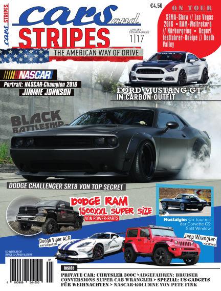 Cars & Stripes Magazin November 24, 2016 00:00