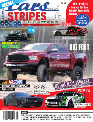 Cars & Stripes Magazin 4-2017