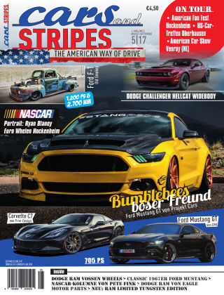 Cars & Stripes Magazin 5-2017