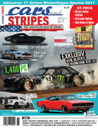 Cars & Stripes Magazin 6-2017