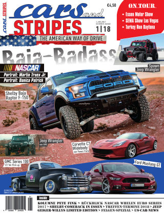 Cars & Stripes Magazin 1-2018