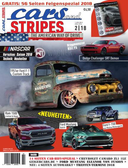 Cars & Stripes Magazin February 21, 2018 00:00