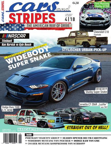Cars & Stripes Magazin June 27, 2018 00:00
