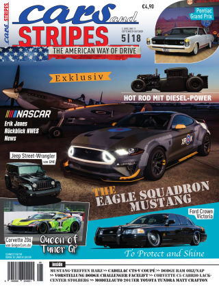 Cars & Stripes Magazin 5-2018