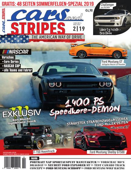 Cars & Stripes Magazin February 27, 2019 00:00
