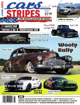 Cars & Stripes Magazin 3-2019
