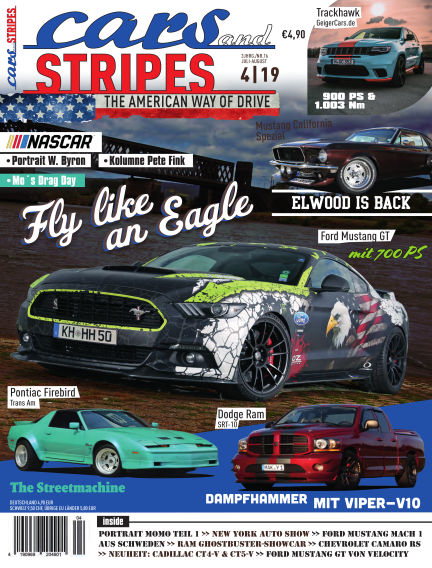 Cars & Stripes Magazin June 26, 2019 00:00